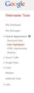 آموزش کارکردن با Data Highlighter